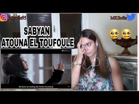ATOUNA EL TOUFOULE Cover by SABYANReaction