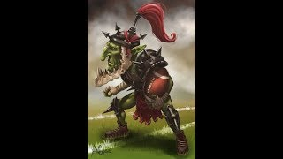 Blood bowl 2 open ladder 2017 épisode 109 :The Flying Circus !
