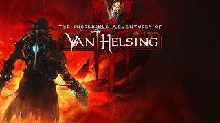 The Incredible Adventures of Van Helsing III Full Movie All Cutscenes