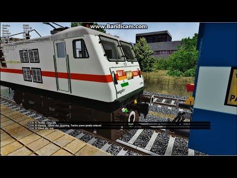 Xxx Mp4 WAP7 Coupling With Passenger Train MSTS Open Rails 3gp Sex