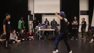 Stylez Clash - Showcase Battle - Harry Popper VS Spin