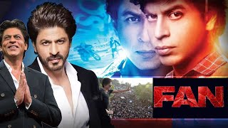 The JABRA Real Life FAN Anthem Song | Made by A FAN of SHAH RUKH KING KHAN