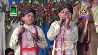 Peer Naseer nazar e Karam by Raza Bradran at Mehfil e naat Zia e Mehar Jabah Kalar Kahar 08 10 14