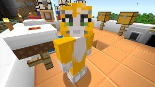 Minecraft Xbox - No HUD Challenge - Part 1