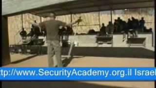 Personenschutz Ausbildung mit ISA - ISRAEL 5