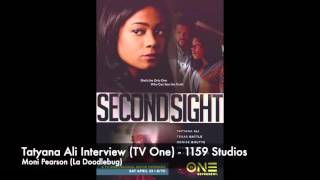 Tatyana Ali on TV One Movie: Second Sight