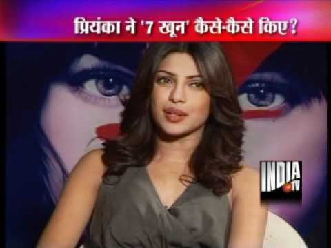 Xxx Mp4 Priyanka Exclusive Interview On 7 Khoon Maaf 3gp Sex