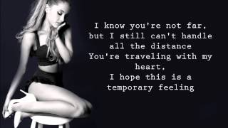 My Everything  - Ariana Grande (LYRIC VIDEO)