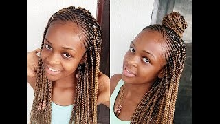 WATCH ME FIX HAIR For My Twin Sisters In Nigeria