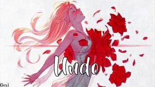 Nightcore → Undo (Lyrics)