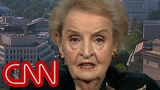 Madeleine Albright on Putin summit: I am worrying more