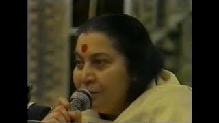 1982-0704 Shri Adi Guru Puja Talk, Nightingale Lane ashram, London, CC, DP