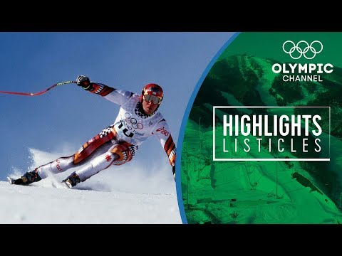 5 Courageous moments in Olympic Alpine Skiing Highlights Listicles