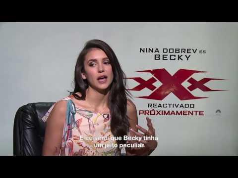 XXX Reativado :: Entrevista exclusiva com NINA DOBREV