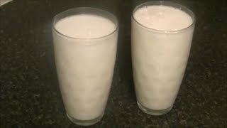 SWEET LASSI *COOK WITH FAIZA*