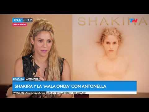 Xxx Mp4 Shakira Y La Mala Onda Con Antonella 3gp Sex