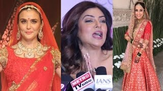 Sushmita Sen Congratulates Preity Zinta And Urmila Matondkar's Marriage