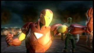 Ultimate Alliance 2 - All cinematics and cutscenes - Part 1