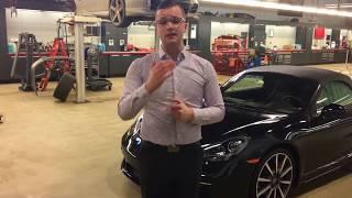 Personalized Video Walk-around on 2017 Porsche Boxster S from Porsche Centre Edmonton