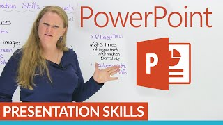 How to give the BEST PowerPoint presentation!