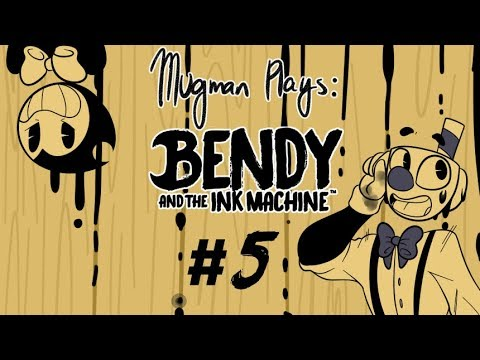 Xxx Mp4 ThE GLitChENinG Mugman Plays Bendy And The Ink Machine Part 5 K A T V 3gp Sex