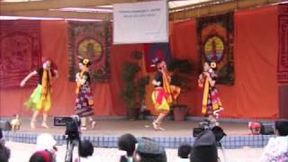 RATH YATRA 2009 - JAPAN RANGABATI DANCE