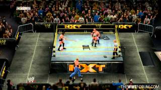 TWF Fatal 4 Way PPV Main Event: WHC Elimination Fatal 4 Way (Xbox 360)
