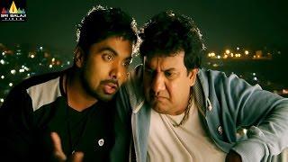 Badmash Pottey | Gullu Dada and Farukh Khan Escaping from Asna House | Sri Balaji Video