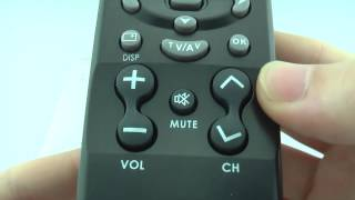 4GB HD 720P 30fps TV Universal Remote Control with Hidden Camera | Spy Camera Review