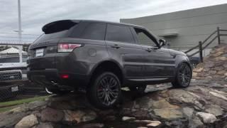 Rock Course 2017 Range Rover Sport