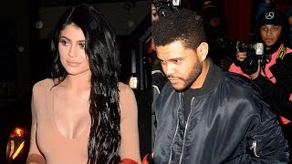 Kylie Jenner Parties with The Weeknd- Betrays Bella Hadid?