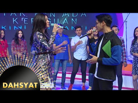 Download Lagu Lagu romantis Afgan Feat  Raisa 'Percayalah' [Dahsyat] [6 Nov 2015]