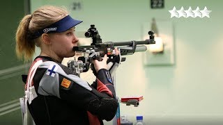 Air Rifle Team Women's Final - 2018 FISU WUC Shooting Sport  Kuala Lumpur, Malaysia