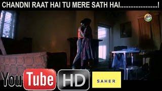 Chandni Raat Hai Tu Mere Saath Hai - Baaghi 1990  (HD 1080p) HQ Audio