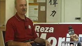 Dr. Reza Moridi Interview