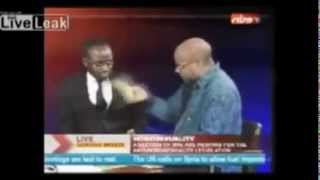 "Copy Of Ugandan Pastor Martin Ssempa On Homoxexuality ("" Eat Da Poo Poo "" Pastor)"