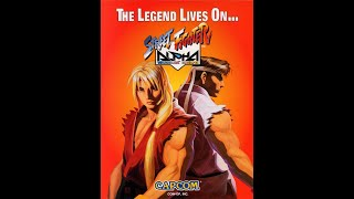 Street Fighter Alpha Openings