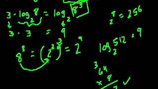 Introduction to logarithm properties (part 2) (Bangla)