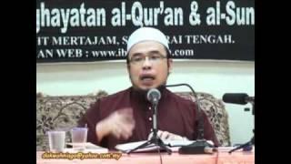 Dr Asri 7. Talaq Tiga - Jatuh Satu - Umdatul Ahkam # 34