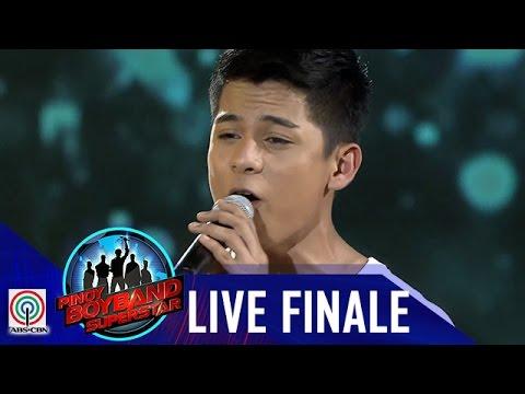 Pinoy Boyband Superstar Grand Reveal: Niel Murillo