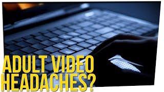 Man Suffers Headaches When He Watches Certain Videos ft. Khalyla Kuhn, Gilbert Galon & DavidSoComedy
