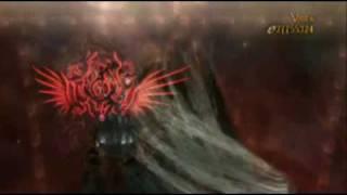 Bayonetta and Jeanne summon Queen Sheba