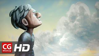 "CGI Animated Short Film ""The Cliff House Short Film"" by Yore Production"