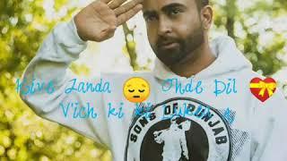 Rooh  Sharry Maan  Whatsapp Status  Lyrical Video