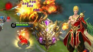 New Hero VALIR | RANKED GAME | Mobile Legends