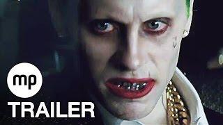 SUICIDE SQUAD Trailer 2 German Deutsch (2016) Joker & Harley Quinn