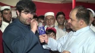 Aimal Wali Khan De Shamshad  TV  De Nizar yousafzai  sara  Maraka
