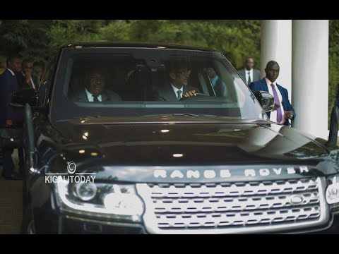 Xxx Mp4 President Ali Bongo Ondimba Of Gabon Visits Rwanda 3gp Sex