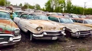 200 classic car collection liquidation! See at uniqueclassiccars.com