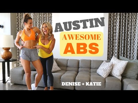AWESOME ABS by Katie Denise Austin